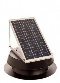 Solar Attic Fan 30w In 2020 Solar Attic Fan Solar Panels Best Solar Panels