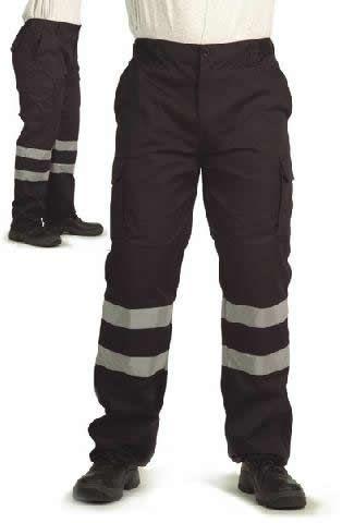 Pantalon De Trabajo Pantalon Industrial Confeccion De Pantalon Pantalon Con Cinta 3m Pantalon De Seg Ropa Industrial Pantalones De Trabajo Ropa De Trabajo