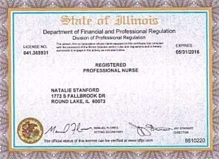 Nursing License Nurse Nurses Nursing Realnurse