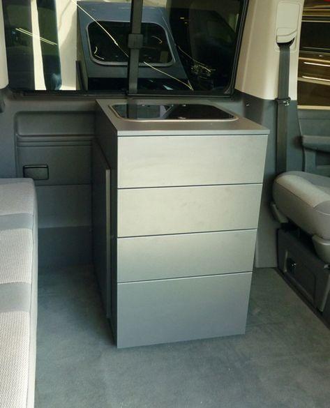 Tecamp - Terracamper - Die Bus-Manufaktur Camper Umbau Sprinter - küchenmöbel gebraucht berlin