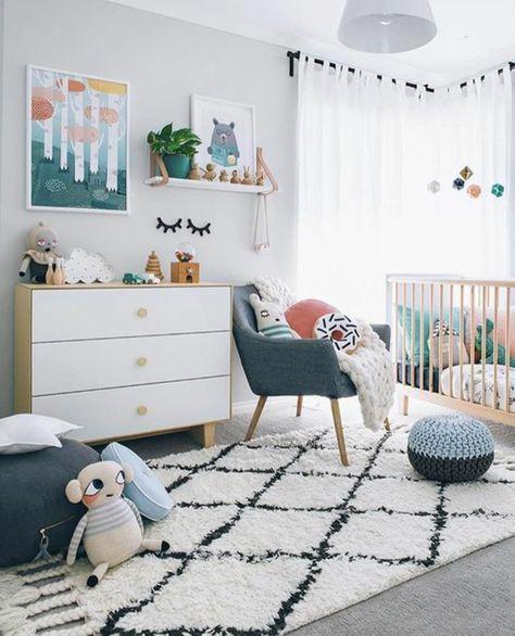 Mobel Kinderzimmer 39 Beispiele Wie Sie Mit Farbe Einrichten