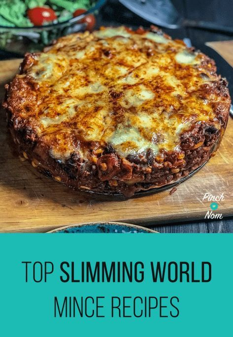 Top Slimming World Mince Recipes Slimming World Mince Recipes
