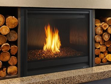 Heat And Glo 8000 Modern Gas Fireplace Gas Fireplace Fireplace