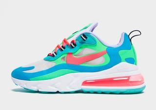 Air Max 270 React Dames - Groen - Dames, Groen | Nike air ...