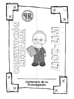 Proyectos Educativos Y Mas Lapbook Centenario De La Constitucion Politica De Los Estados Unidos Mexicanos School Activities For Kids Homework