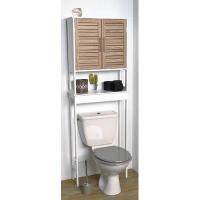 Stockholm 23 6 W X 27 10 H Cabinet Meuble Toilette Petit