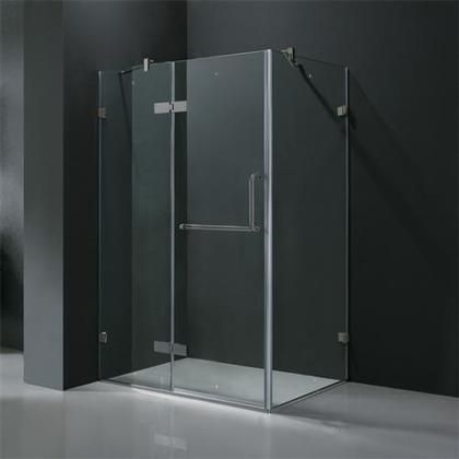 Vg6011bncl36 36 X 48 Corner Shower Enclosure With Frameless