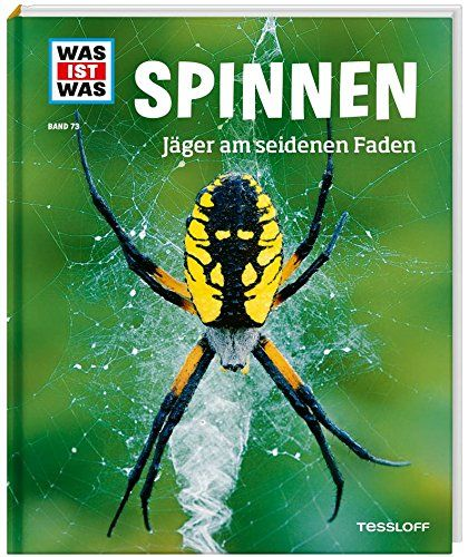 Was Ist Was Band 73 Spinnen Ja Ger Am Seidenen Faden Was Ist Was Sachbuch Band 73 Spinnen Ist Band Faden Mit Bildern Spinne Bucher Sachbucher