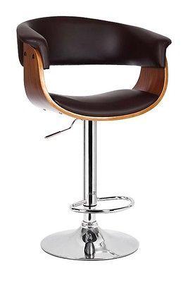 2er Set Tresenhocker Barhocker Barstuhl Esszimmer Lounge mit Lehne Stuhl Modern