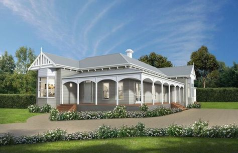Harkaway Homes Classic Victorian And Federation Verandah Homes Gabled Victorian Pavilion And Homes Weatherboard House Edwardian House Cottage House Plans
