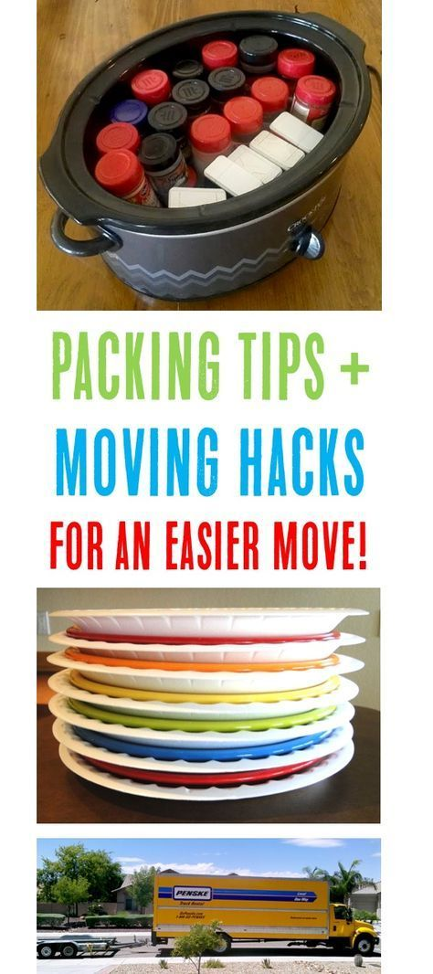 84 Moving Packing Tips and Tricks! {Easy Hacks You Need to Know} Moving Packing Tips and Hacks to Make Your Next Move a Breeze! {HUGE list of easy tricks for packing up apartments and houses} Moving House Tips, Moving Day, Moving Tips, Moving Hacks, Checklist For Moving, Moving Out List, Apartment Moving Checklist, Apartment Packing List, Packing Tips For Vacation