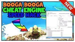 New Booga Booga Speed Hack W Cheat Engine Working 13 May - how to speed hack in roblox booga booga