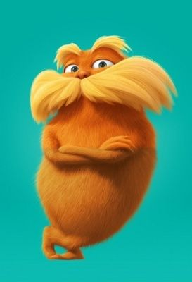 The Lorax Poster Id 725889 The Lorax The Lorax Characters Dr Seuss Illustration