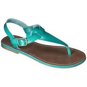 Women's Mossimo Supply Co. Lady Sandals : Target Mobile
