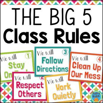 Classroom Rules Posters Classroom Rules Poster Classroom Rules Preschool Rules