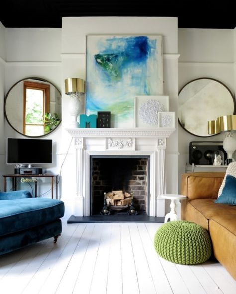 Black Is The New Black - Stunning Statement Ceilings - Photos