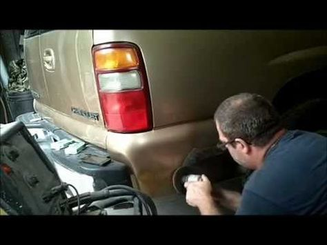 How To Fix Big Rust Holes On A Vehicle Youtube Auto Body Repair Automotive Repair Auto Body Work