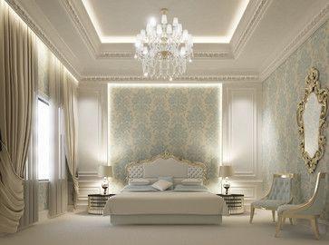 Private Palace Interior Design   Dubai   UAE Contemporary Rendering | Decor  | Bedrooms غرف نوم | Pinterest | Palace Interior, Dubai Uae And Uae
