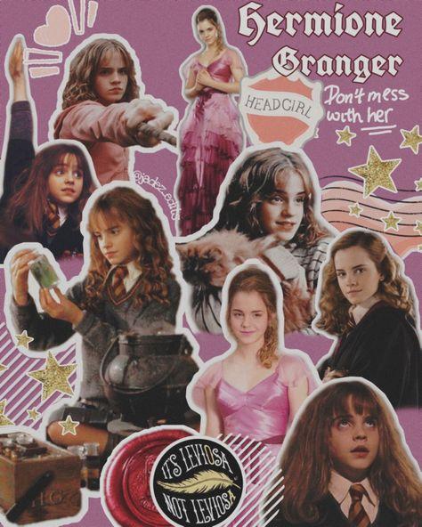 Hermione Granger:)
