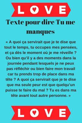 Messagetexte Pour Dire Je Taime à Distance 2019 Amour à