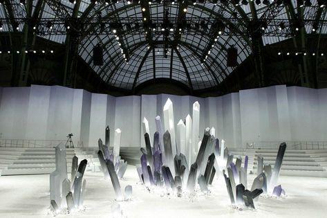 56 Ideas For Fashion Show Stage Setup Paris