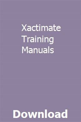 Xactimate Training Manuals | trisogstatan | Norton commando