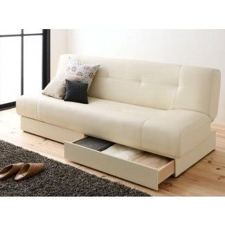 Sofa Couch With Storage In 2020 Sofa Bed With Storage Sofa