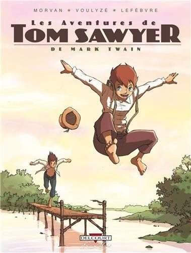 Les Aventures De Tom Sawyer Pdf : aventures, sawyer, Tlcharger, Aventures, Sawyer,, Twain, Intgrale, 2756047791-Jean-David