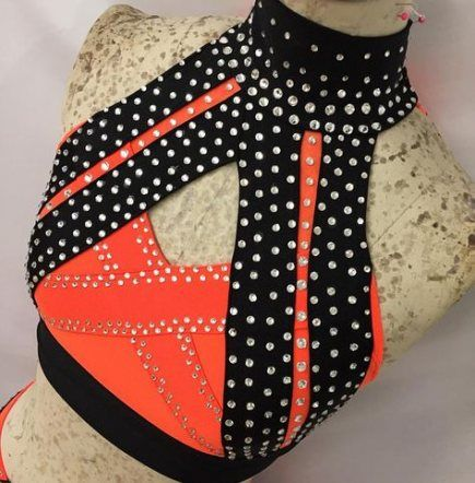 35 New Ideas For Pole Dancing Desenho Dance Outfits Salsa Dancing Outfit Dance Moms Costumes