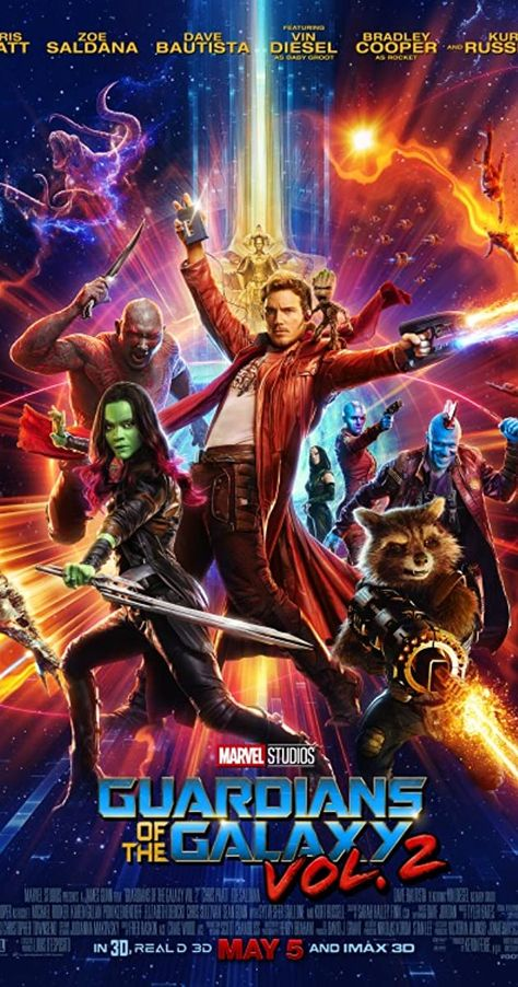 Guardians of the Galaxy Vol. 2 (2017) - IMDb