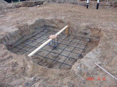 TYPES OF FOUNDATIONS OR FOOTING USE IN BUILDINGS 1
