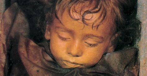 Rosalia Lombardo: The True Sleeping Beauty