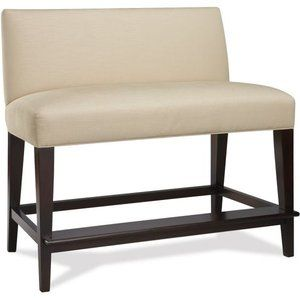 Brooke Double Seat Counter Bench Counter Height Bench Dining