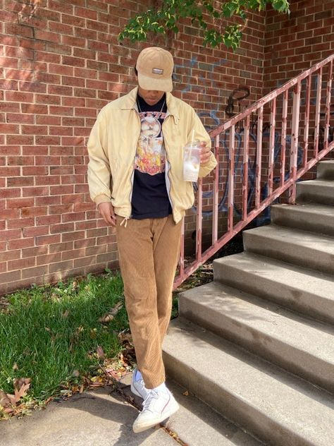 Stylish Mens Outfits, Cute Casual Outfits, Retro Outfits, Vintage Outfits, Dope Outfits For Guys, Paar Style, Black Men Street Fashion, Vetement Fashion, Herren Outfit
