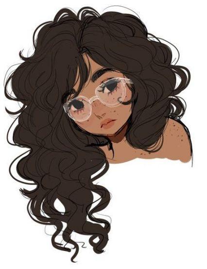 48 Ideas Drawing Cute Cartoon Artists Cartoon Artist How To Draw Hair Art Inspiration