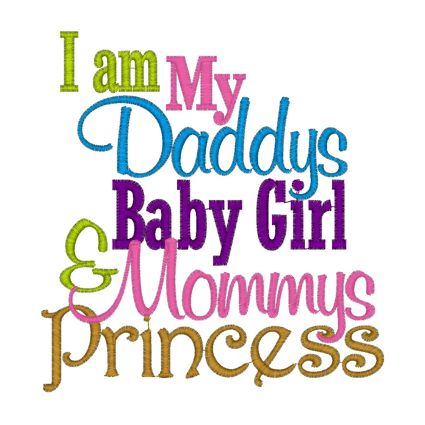 baby girl quotes and sayings | am my Daddy\'s Baby Girl and ...