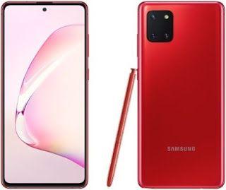 موبايل سامسونج جالكسي نوت 10 لايت بسعر 8999 جنيه على سوق مصر Samsung Galaxy Phone Galaxy Phone Galaxy