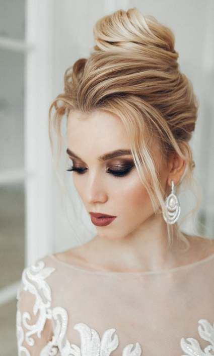 Super Wedding Makeup For Blondes Dramatic Ideas Wedding Makeup