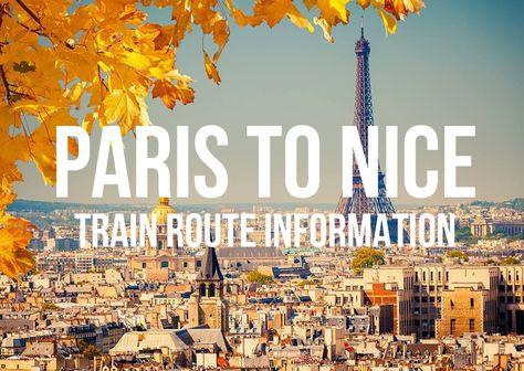The Best Paris To Nice Train Ideas On Pinterest Paris Nice - Paris to nice