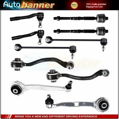 LH Suspension Set Front Inner Tie Rod End For 2002 2003 2004 Jeep Liberty RH