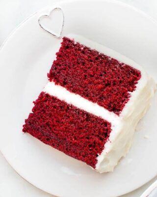 Pretty Simple Sweet Easy Recipes For A Busy Lifestyle In 2020 Red Velvet Cake Recipe Velvet Cake Recipes Best Red Velvet Cake