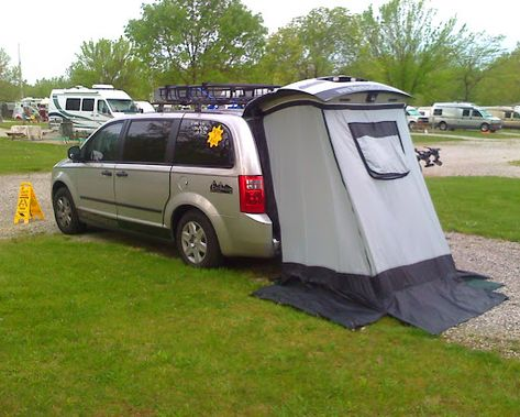 Dodge Caravan Camper Conversion Kits