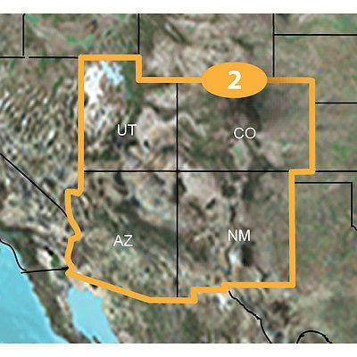 GPS Software And Maps Garmin Topo Us K Southeast MicrosdSd BUY - Topo us 24k mountain central map