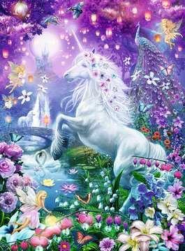 Einhorn Im Glitzerwald Bild 2 Klicken Zum Vergossern Unicorn Pictures Unicorn Photos Diamond Painting