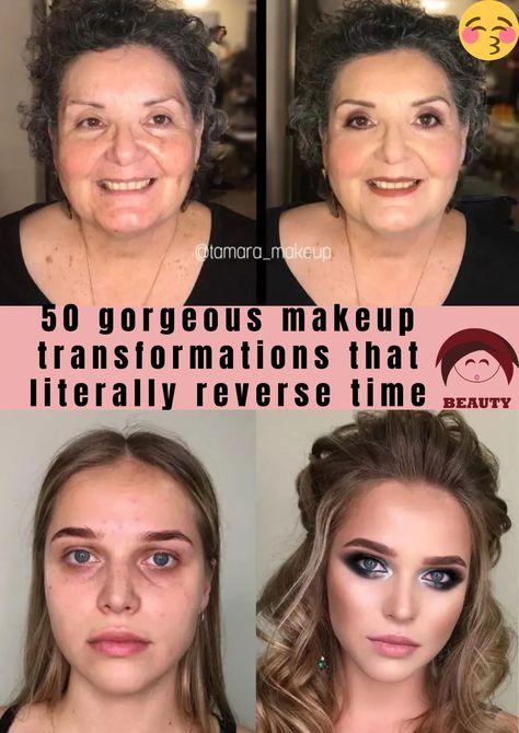 Beauty Trends, Beauty Tips, Beauty Hacks, Makeup Over 50, Makeup Transformation, Gorgeous Makeup, Fasion, Fitness Fashion, Beauty Women