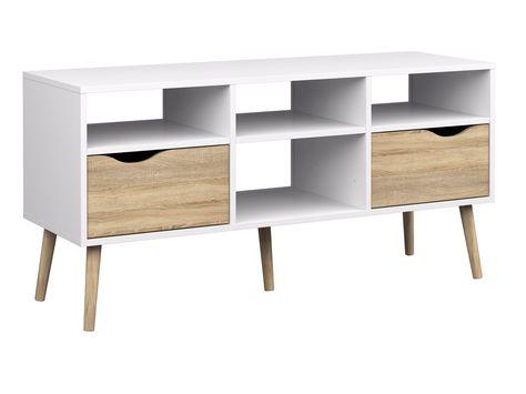 Table Ronde à Volets Malena Blanc Ikea Mobilier De Salon