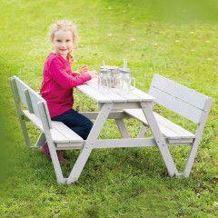 Roba Kindersitzgruppe Picknick For 4 Mit Lehne Sitzgarnitur Kinder Kindersitzgruppe Kindersitzgruppe Holz