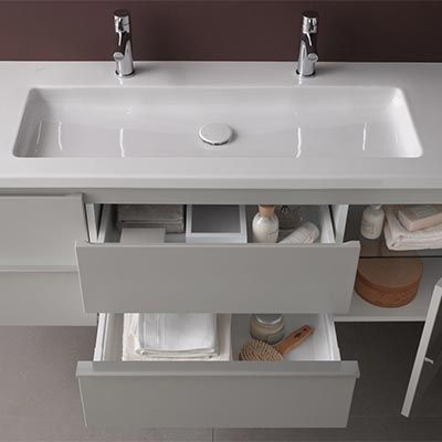 Decouvrez Le Lavabo Living Square De La Collection Laufen Design Moderne Vasque Lavabo Lavabo Vasque A Encastrer