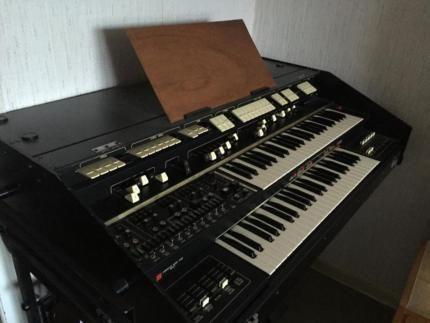 Solton Orgel Mit Fussbass In Hessen Berkatal Musikinstrumente