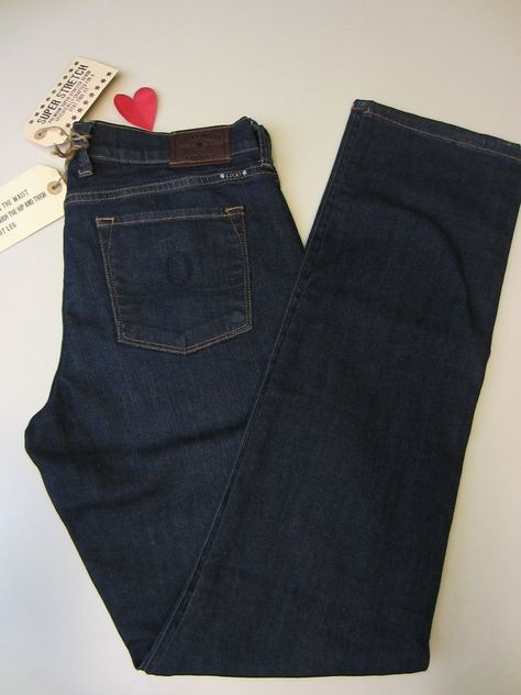 Lucky  Women/'s Sweet n Low Jeans Style # 7WD10011 Size 4//27 ankle